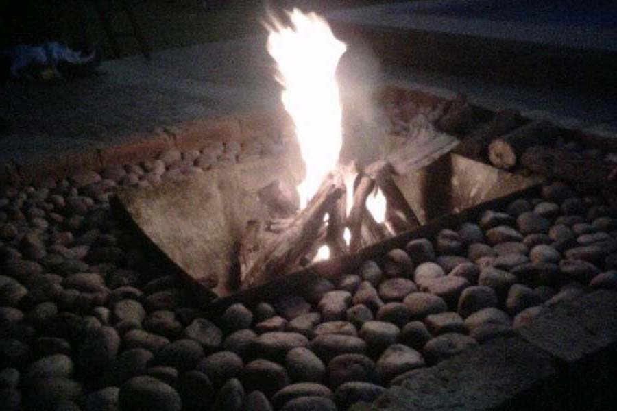 44 Gallon Drum Fire Pit Designs
