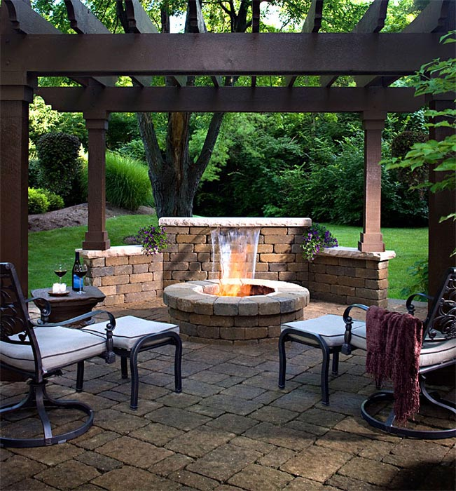 Backyard Creations Pergola