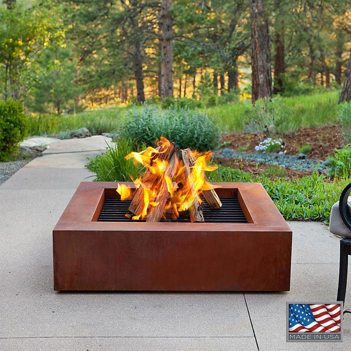 Best Wood Burning Fire Pit