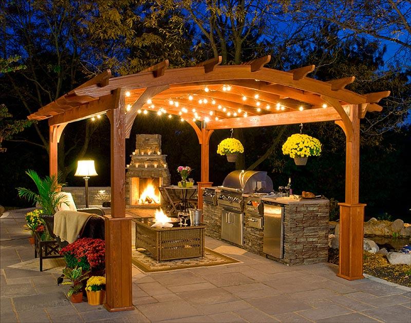 Best Wood For Outdoor Pergola