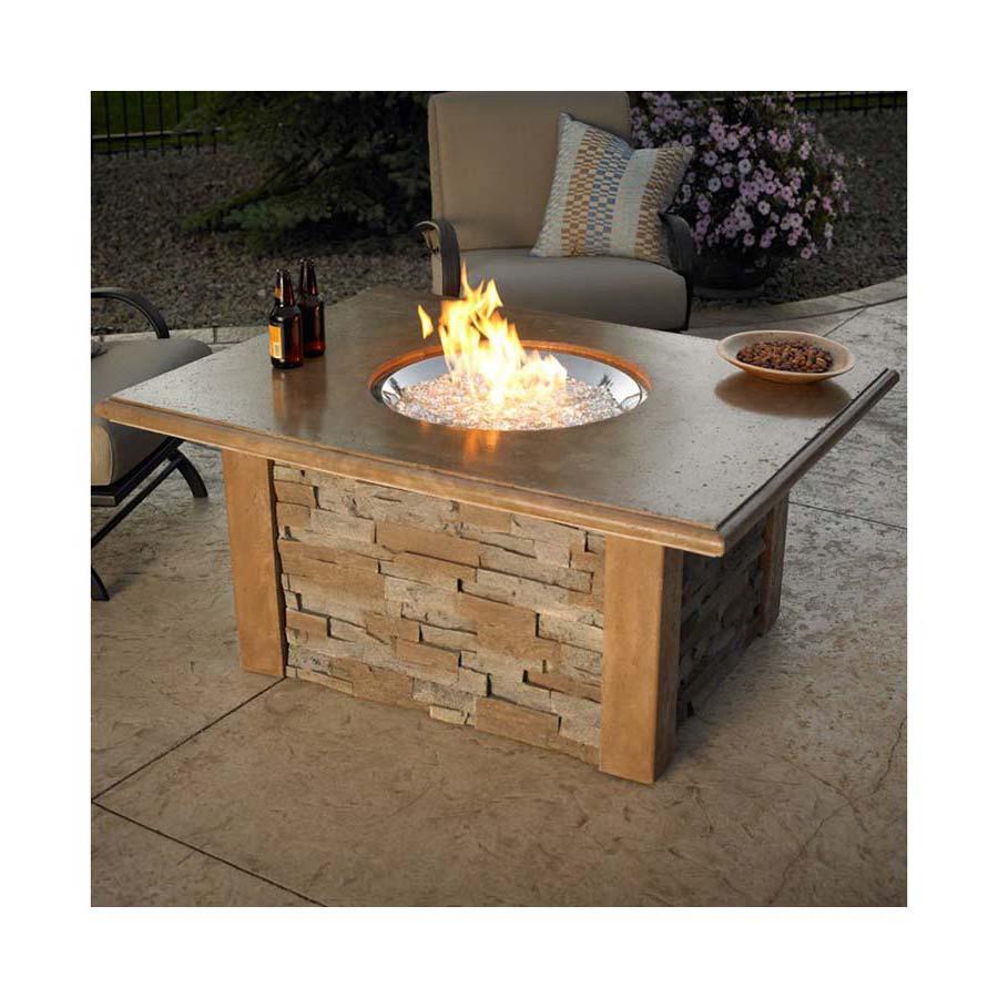 Build Fire Pit Table