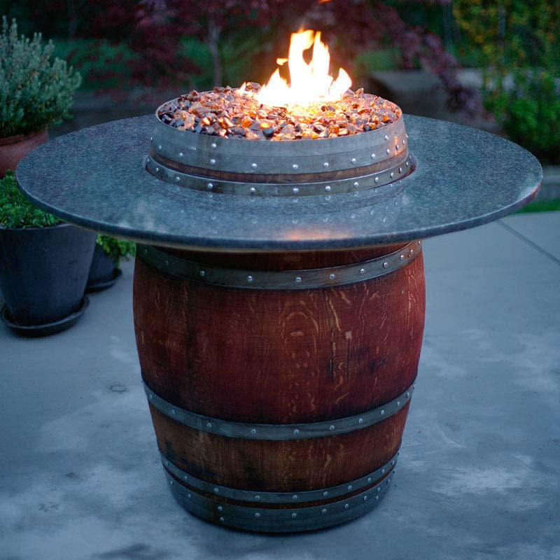 Build Your Own Propane Fire Pit Table