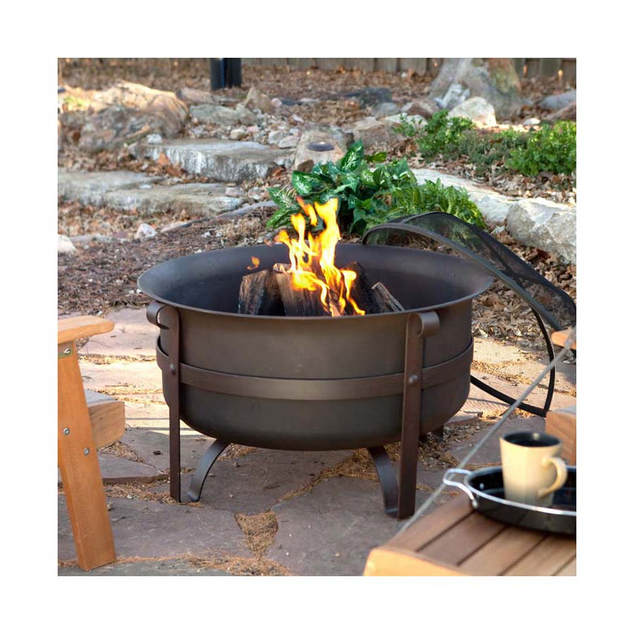 Char Broil High Profile Stainless Steel Fire Pit