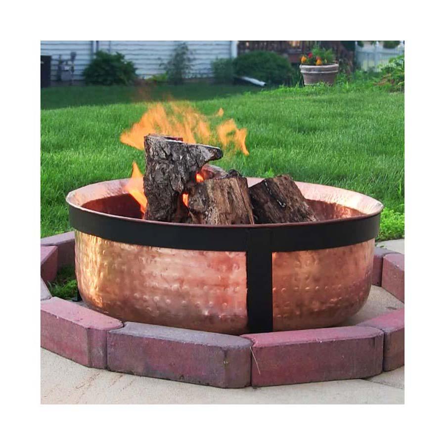 Copper Fire Pit 40