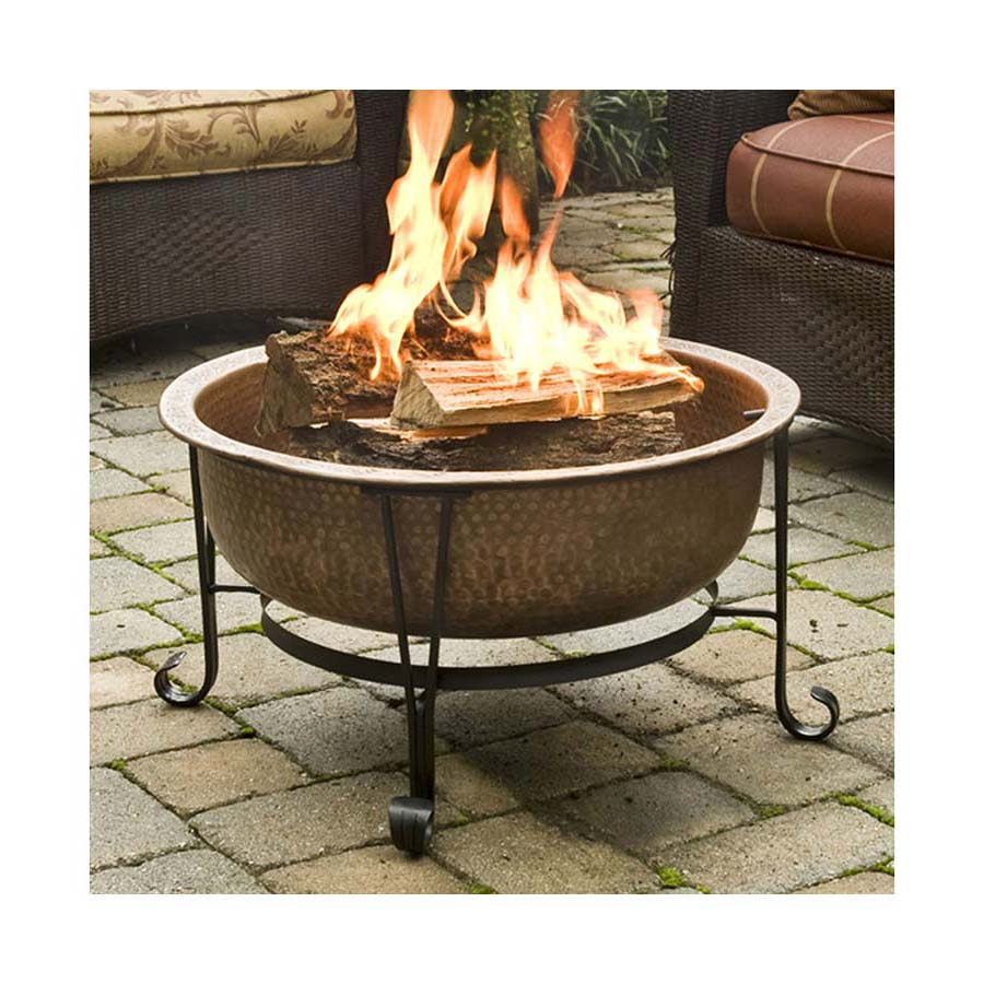 Copper Fire Pit Bowl Replacement