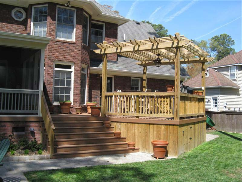 Deck And Pergola Ideas