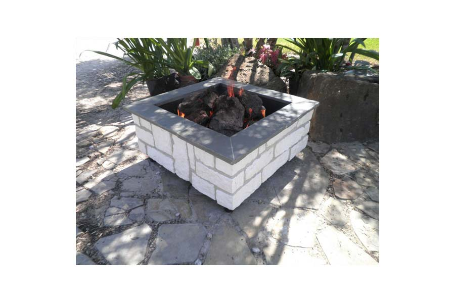 Diy Fire Pit And Patio