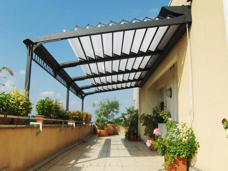 DIY Pergola: The Most Profitable Variant