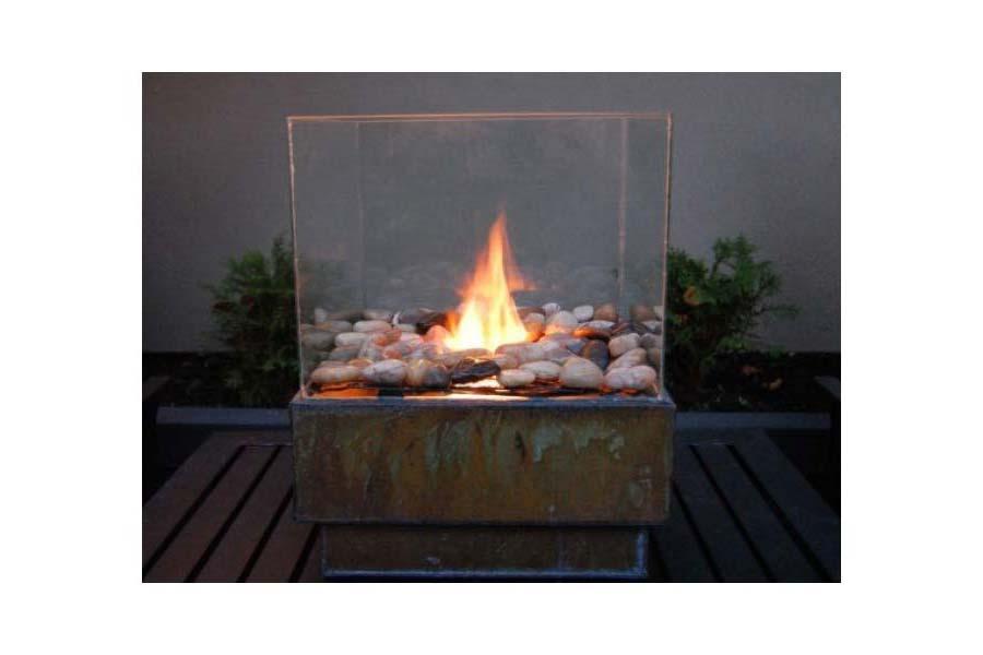 Diy Tabletop Fire Pit