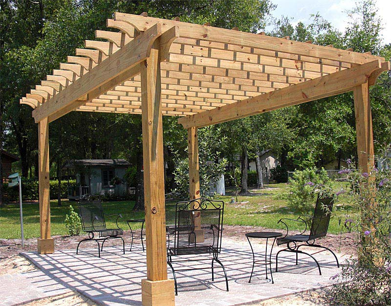 Easy Pergola Ideas
