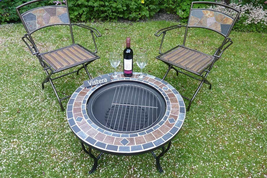 Eaton Fire Pit Table