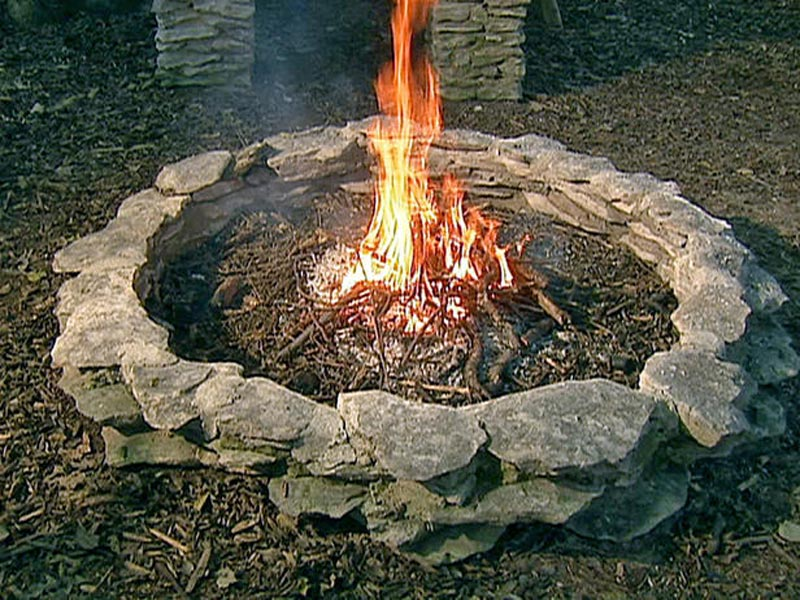 Extra Large Outdoor Fire Pit