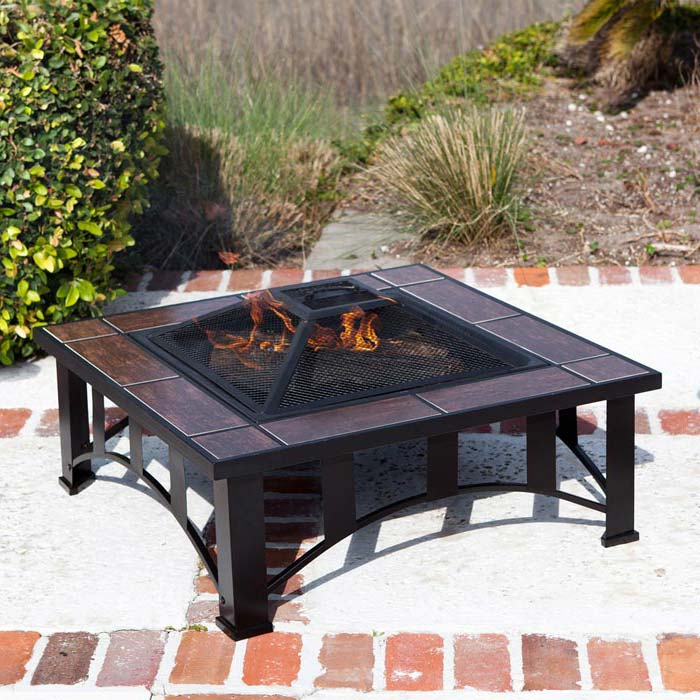 Fire Pit At Target Store
