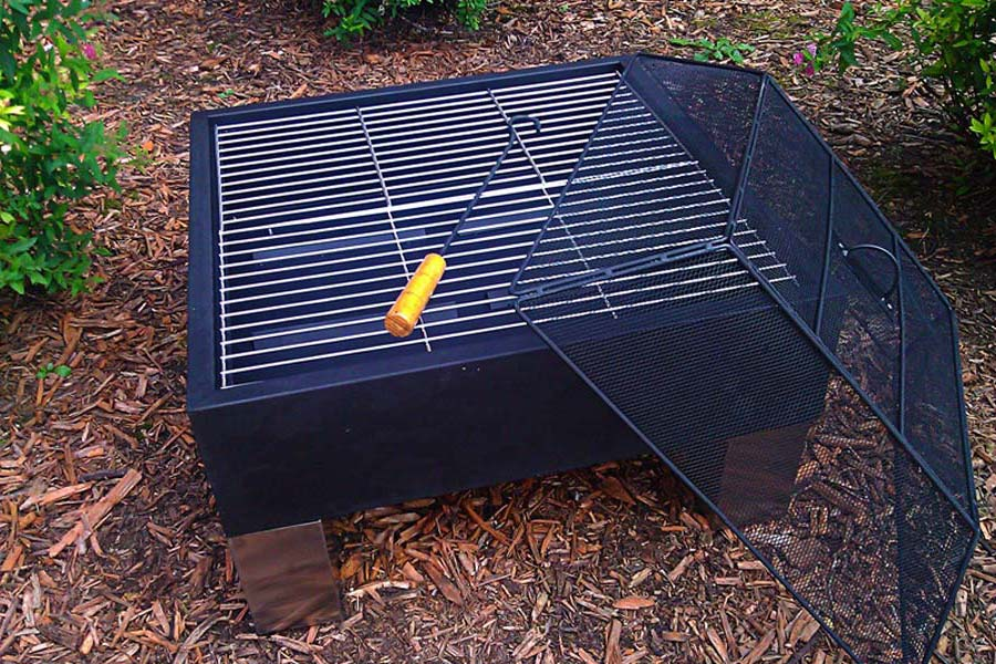 Fire Pit Cooking Grates Large
