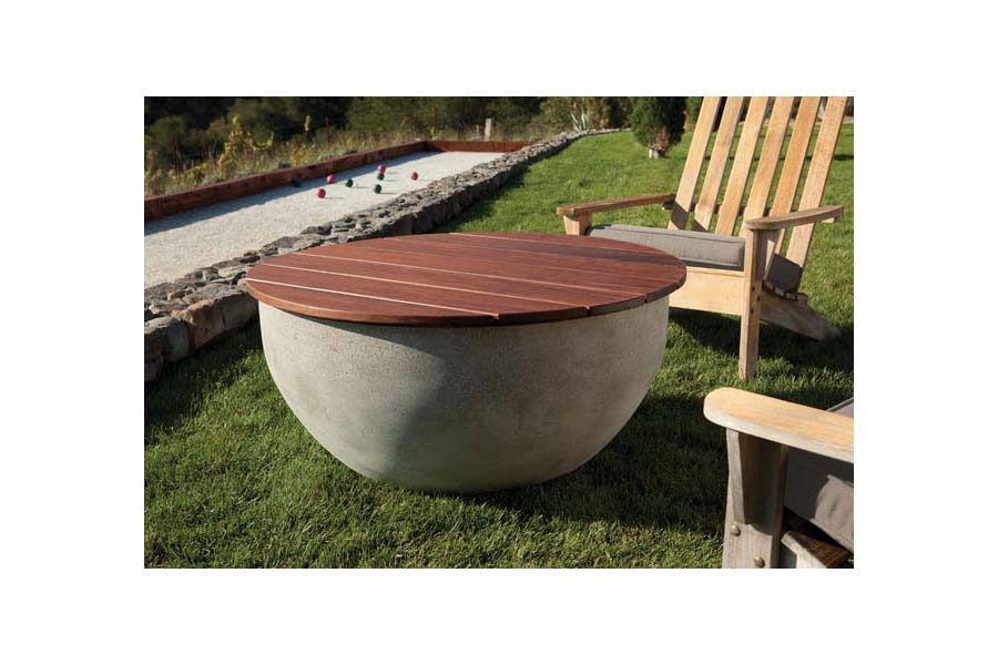 Fire Pit Cover Round 30