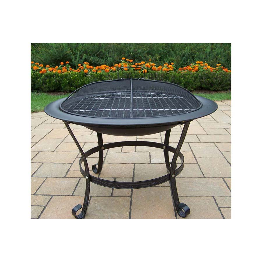 Fire Pit Grate Cover