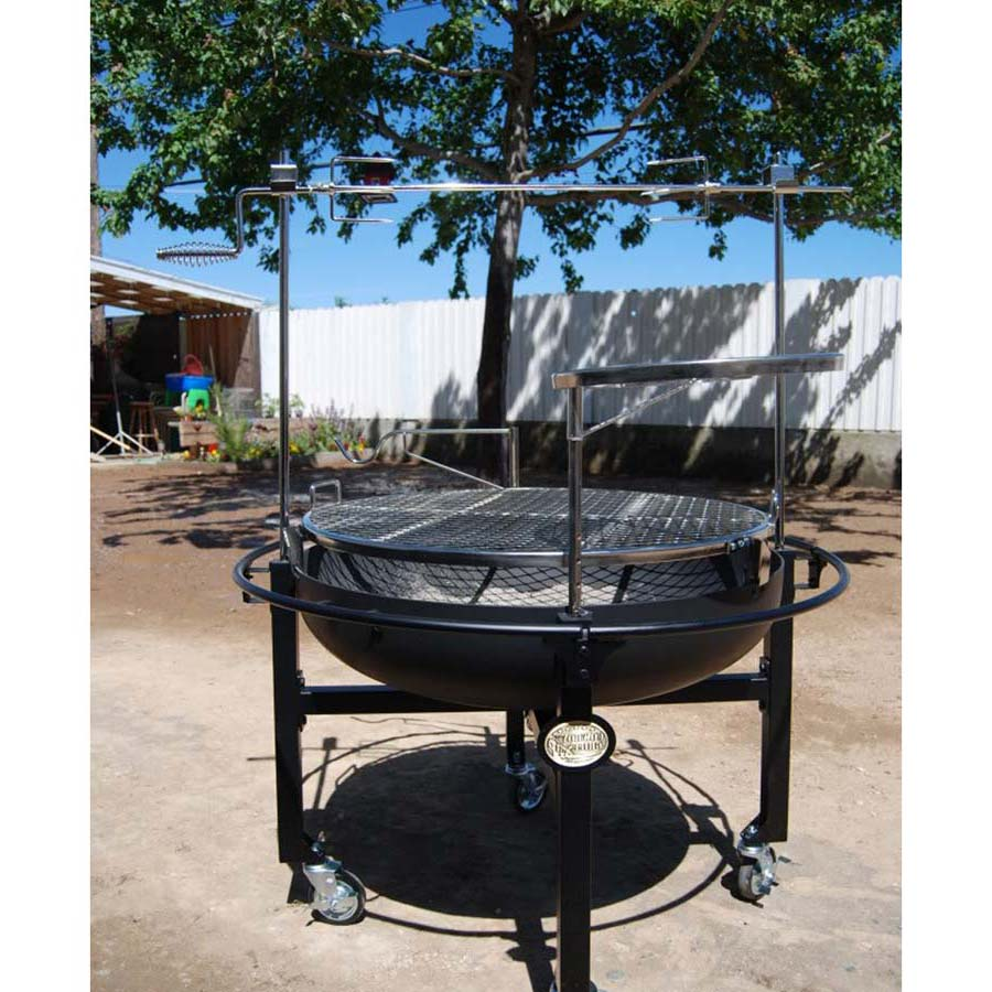 Fire Pit On Wheels Home Depot