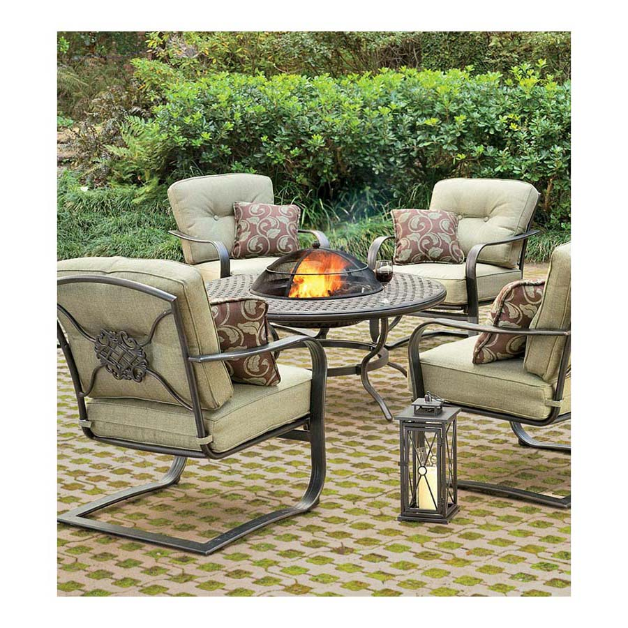 Fire Pit Table Outdoor Furniture