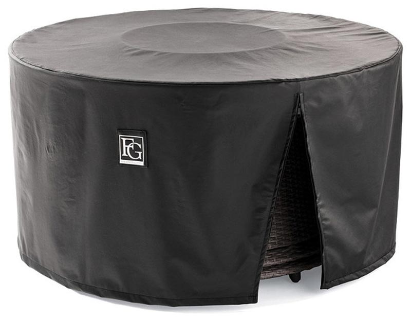 Fire Pit With Table Top Cover