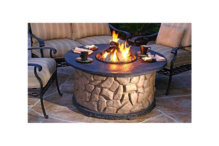 Gas Fire Pit – Why is it a Better Choice?