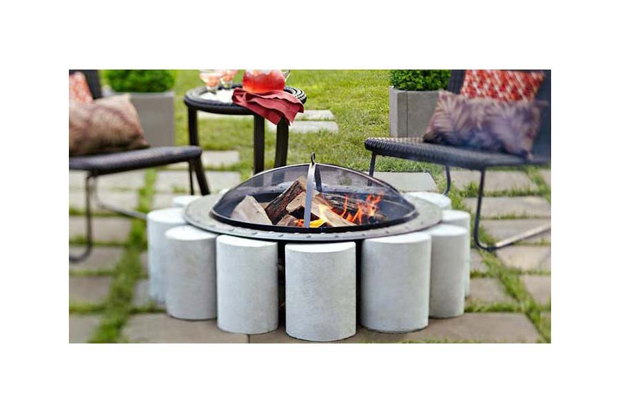 Home Depot Fire Pit Cover