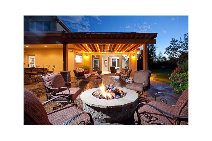 Homemade Outdoor Fire Pit Ideas
