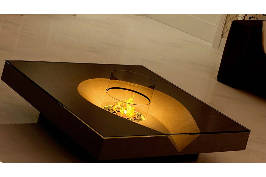 Indoor Electric Fire Pit