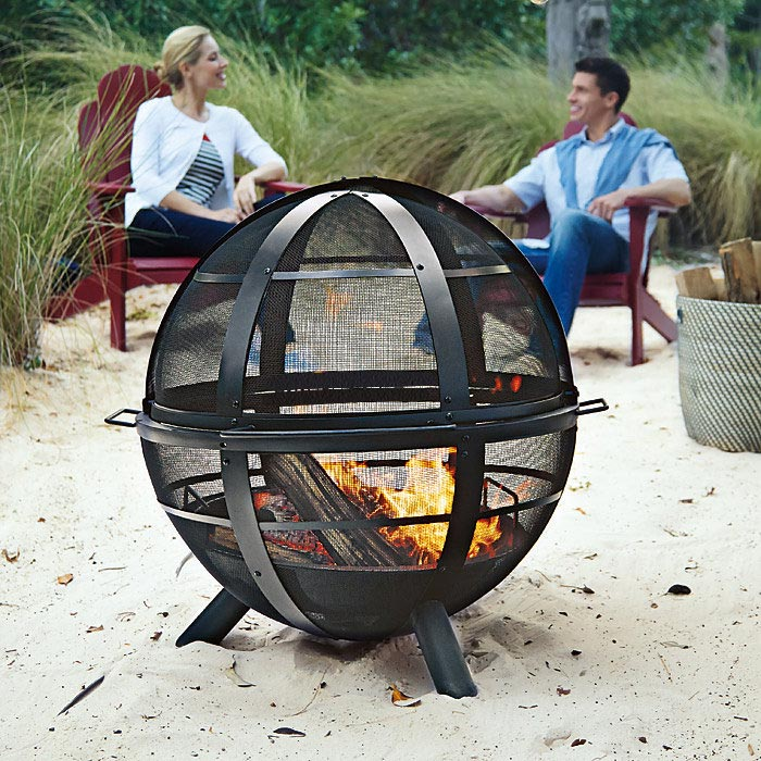 Landmann Ball Of Fire Fire Pit