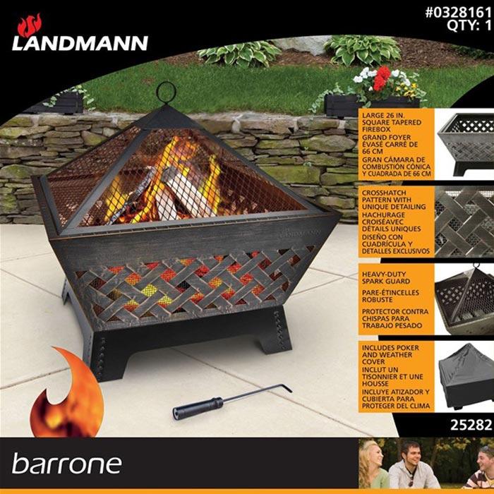 Landmann Barrone Fire Pit