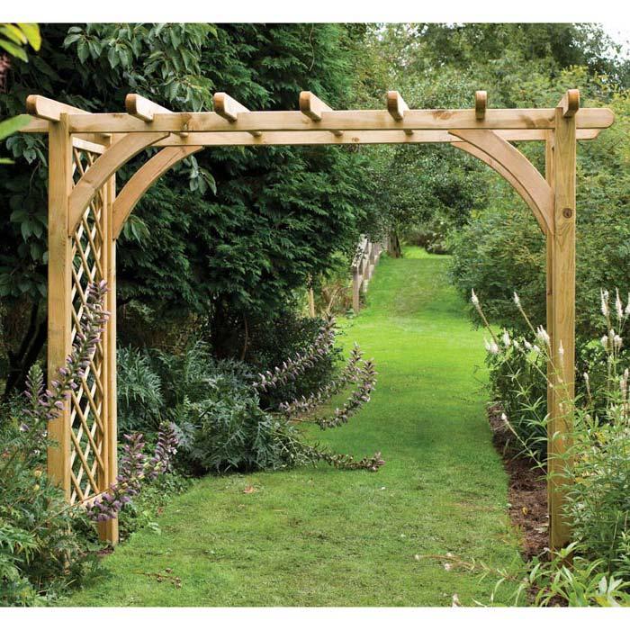 Large Pergola Arch