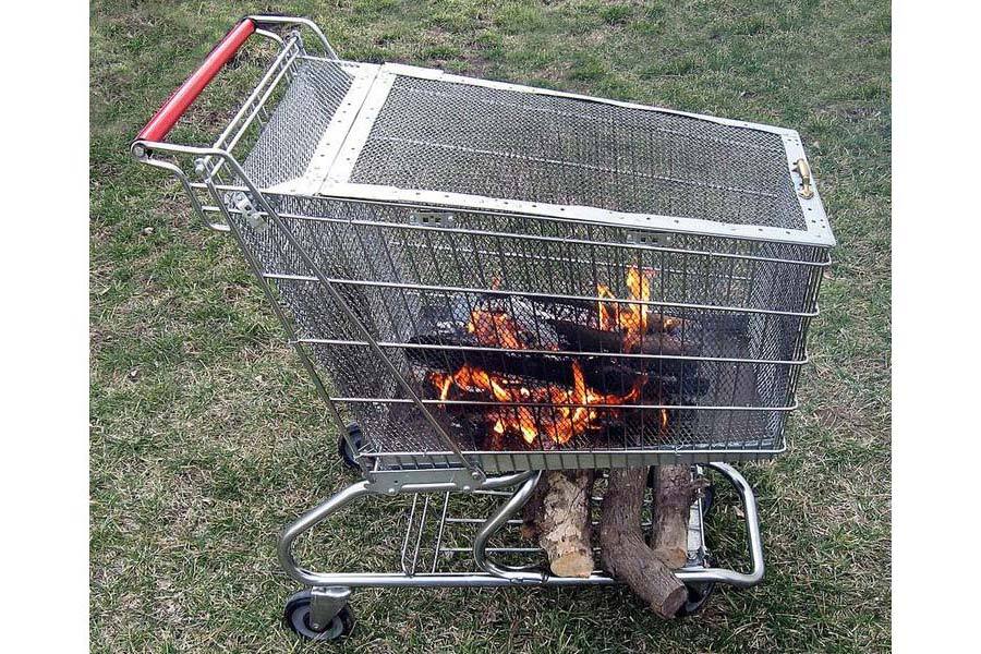 Make Portable Fire Pit