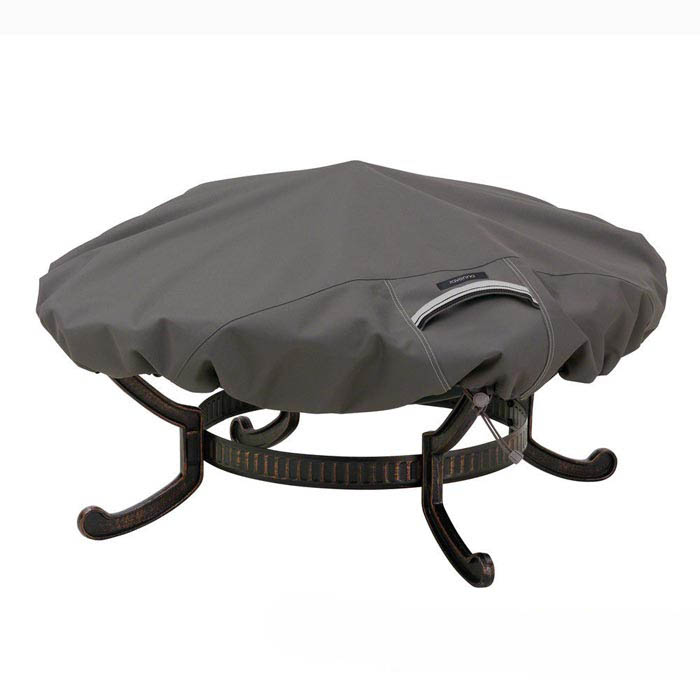 Metal Fire Pit Cover