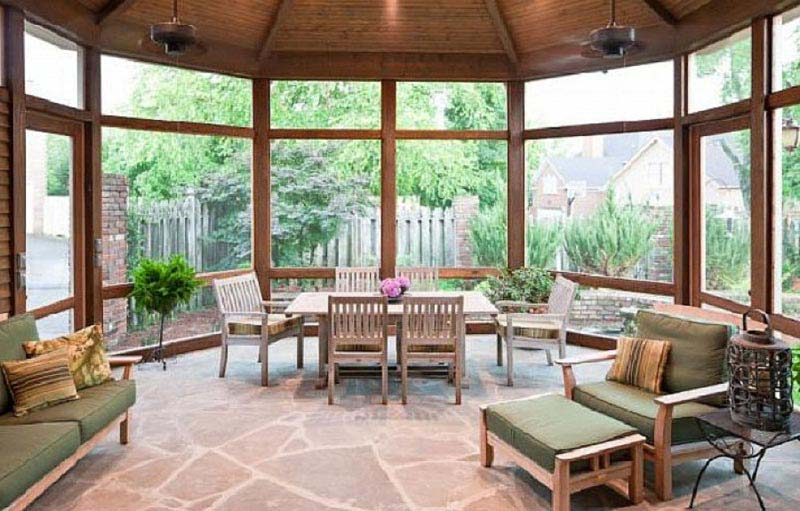Pergola Screening Ideas