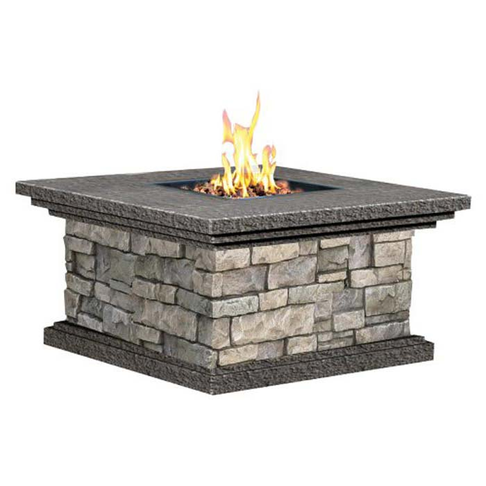 Pronounce trust on a Costco fire pit
