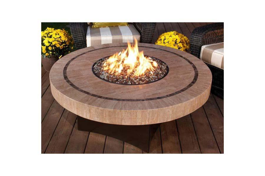 Propane Fire Pit Table Kit