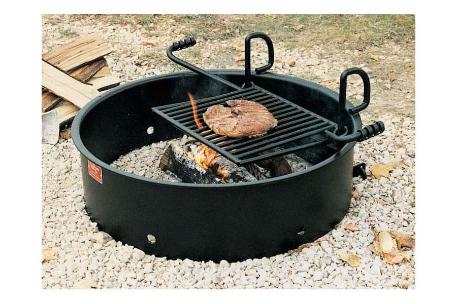 Round Fire Pit Ring
