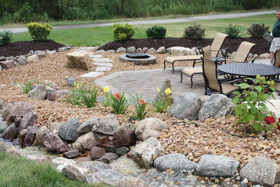 Target Threshold Fire Pit