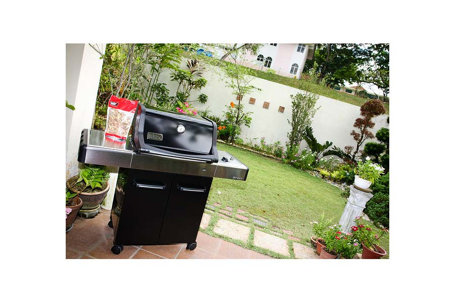 Weber Fire Pit Grill
