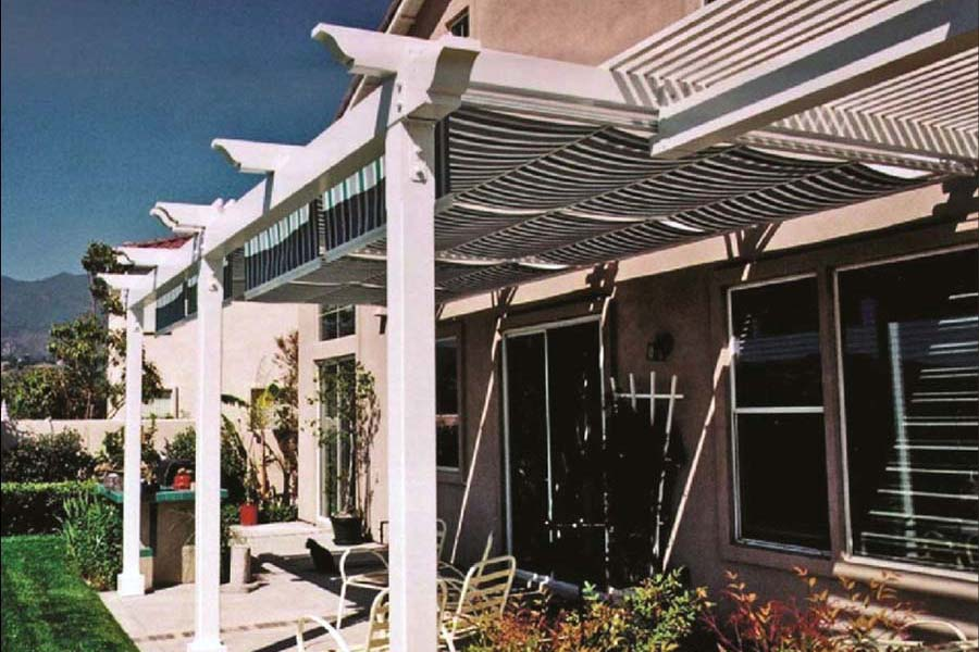 What To Cover A Pergola With