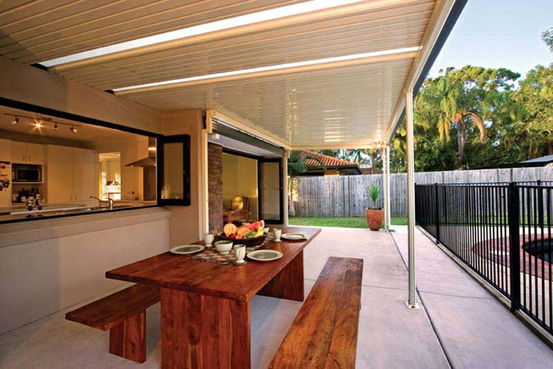 Pergola Attached To House: Advantages And Conditions