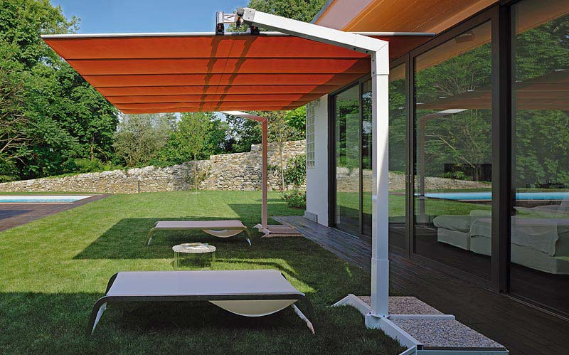 Cantilever Patio Umbrella Ebay