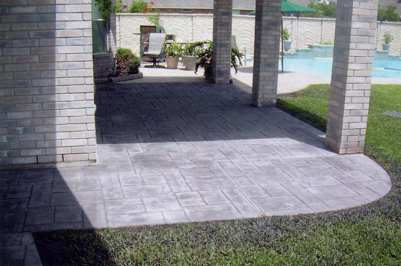 Cement Patio Coverings