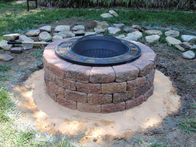 Fire pit Patio Set To Help in The Process of Aesthetic Beauty