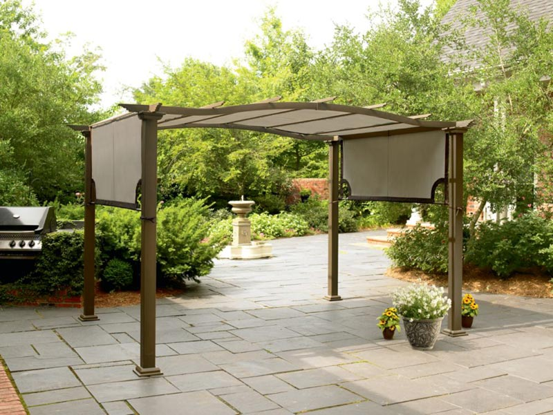 Garden Oasis Pergola Replacement Canopy