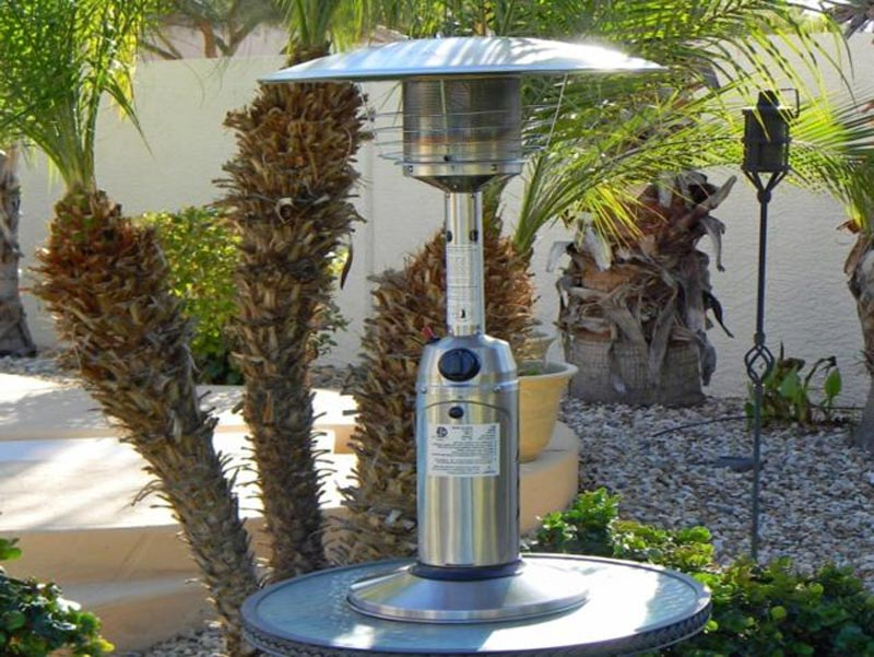 Hiland Table Top Patio Heater Model#Hlds032
