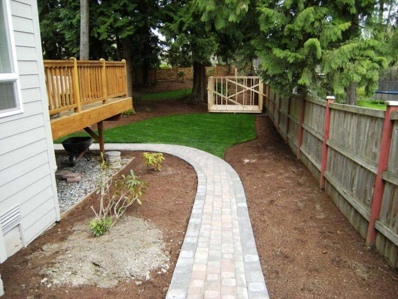 How To Lay Patio Stones For A Walkway