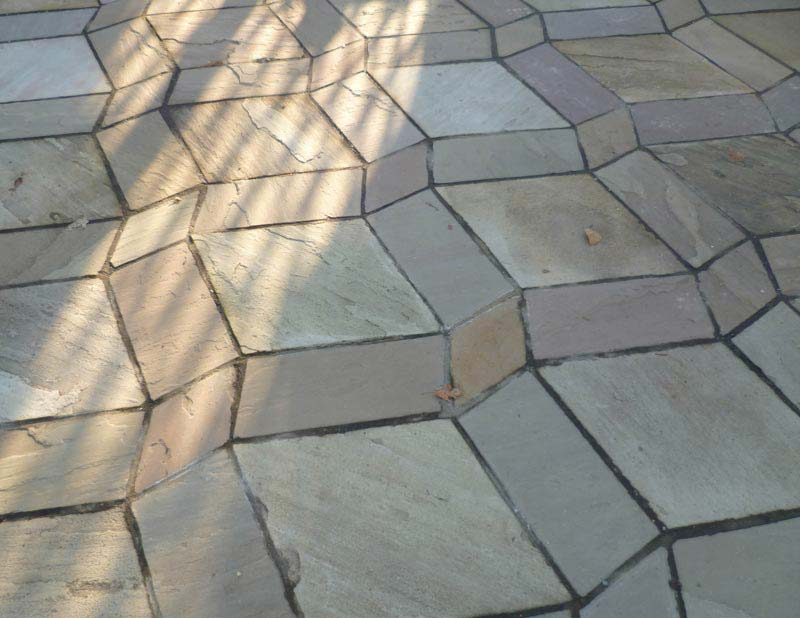 How to lay patio stones For Use?