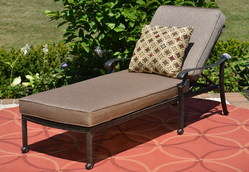 Outdoor Patio Loungers Plastic