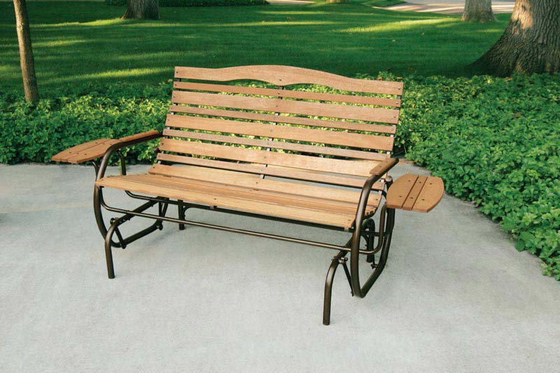 Just Seat and Relax: Amazing Patio Bench for Sale at Home Depot!