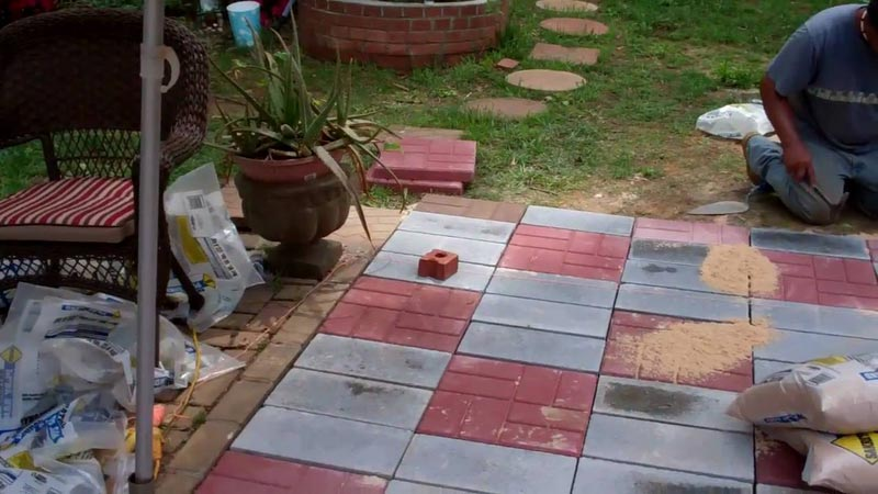 Tips to Choose the Correct Patio Bricks
